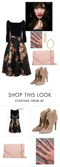 """""""Untitled #579"""" by beauty-lays-within ❤ liked on Polyvore featuring Tory Burch, IVI and Bony Levy"""