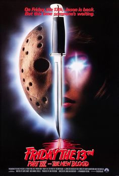 Friday the 13th Part VII The New Blood 1988 Movie