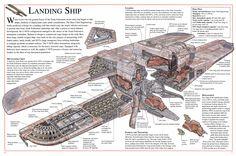 DK Publishing - Star Wars - Incredible Cross-sections - Episode I - The Phantom Menace