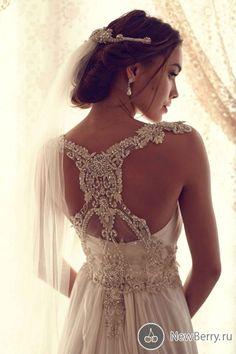 Wedding dresses Anna Campbell 2013