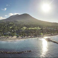 Four Seasons Nevis, Great Exuma, Belize Resorts, Grand Isle, Bahamas Island, Caribbean Vacations, Seaside Towns, Vacation Destinations, St Kitts And Nevis