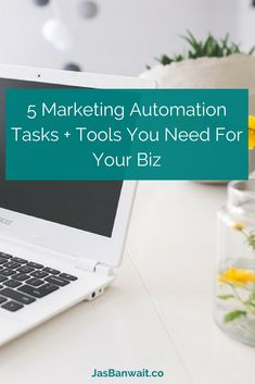 Here's my top 5 marketing automation tools plus the associated task that you need in your business. Click to grab even more freebies!  . . . . #internetmarketers #internetmarketingstrategies #digitalmediaagency #payperclick #contentmarketer #contentagency #contentmanager #contentcuration #contentdevelopment #emailsuccess #emailing #emaillist #emailmarketingtips #emailmenowtogetstarted #emailus #emailcampaign #emaillife #emailautomation #mailchimp #infusionsoft #convertkit Marketing Automation, Email Campaign, Email List, Growing Your Business, Digital Media, Internet Marketing, Management, Content, Tools
