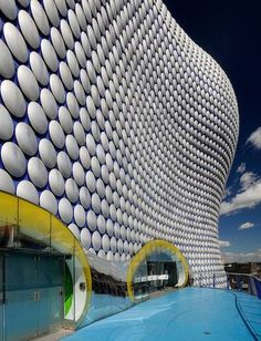 Jan Kaplický, Future Systems -The extraordinary Selfridge's building, Birmingham