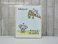 Kaolified for Love Gerda Steiner Designs Card by DaisyJaynesDesigns #making #stamping #crafting #scrapbooking
