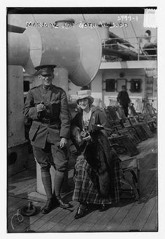 Marjorie Kay & Otho W. Budd (LOC)