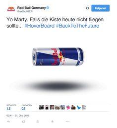 Red Bull verleiht Flügel - #BBTFDay