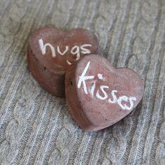 our love is full of hugs & kisses