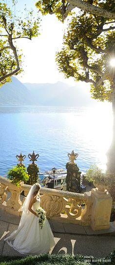 Villa del Balbianello, Lake Como ♔ Très Haute Bride ♔