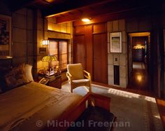 Storer House / 8161 Hollywood Blvd., Los Angeles, CA / 1923 / Mayan Revival / Frank Lloyd Wright