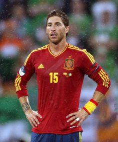 alinnyderis: Ramos - Spain National Team - HQ