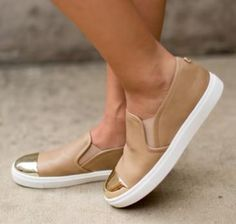Slip on shoes fashion trend http://www.justtrendygirls.com/slip-on-shoes-fashion-trend/