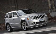 srt8 jeep silver sport