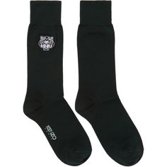 KENZO Green Tiger Socks. #kenzo #