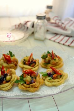 Dapur Comel Selma: Pastel Bunga