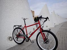 """¿Gravel Cicloturismo Mtb?  24"""" ruedas .Maxi-Mini Velo=Un nuevo concepto nace en Bicitaller Russafa"""