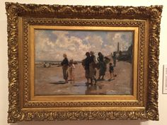 John Singer Sargent/ Town and Country exhibit, The Bellagio Gallery of Fine Art