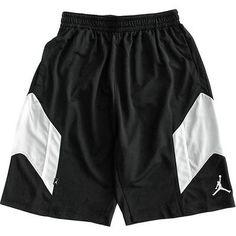 4f333f4a9e4c Jordan Rise 3 Men s Basketball Short 612853-010 Mens Black SZ-L. College  Basketball ShortsJordan BasketballAir ...