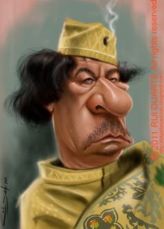 Muammar Abu al-Gaddafi