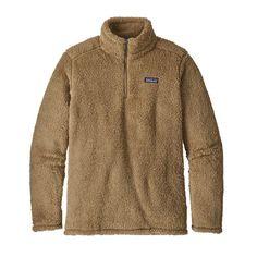 Patagonia Men's Los Gatos Quarter-Zip Fleece Jacket Mojave Khaki S Pullover Designs, Mens Fleece, Outdoor Outfit, Vest Jacket, Patagonia, Zip, How To Wear, Men's Jackets, Binding Covers