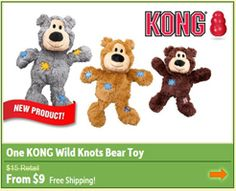 FREE $10 Credit at Doggy Loot & Get a FREE Dog Toy!