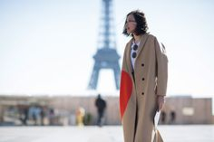 Paris Fashion Week Women's SS16 Street Style | Highsnobiety