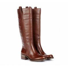 Miriam round toe boots