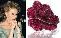 3041a291d75 Billionaire Lily Safra´s charity auction of jewels raised  37.5 million