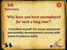 Unemployment answer