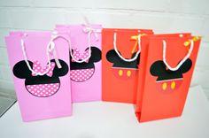 Bolsas para dulces Minnie Mickey