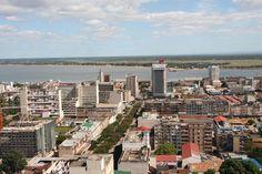 * Maputo *  Capital da República de Moçambique.