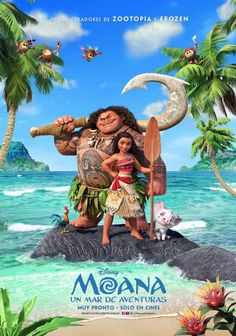 Moana 2016 Dual Audio 720p DVDScr 700mb   2016 700MB Hindi Dubbed