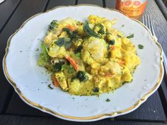 Blumenkohl in Hähnchen - Curry Soße, ein tolles Rezept aus der Kategorie Kochen. Bewertungen: 158. Durchschnitt: Ø 4,1.