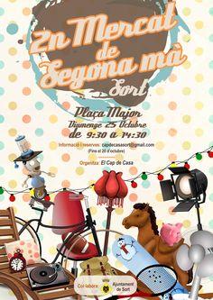 Mercado 2ª mano #Sort 25/10/2015