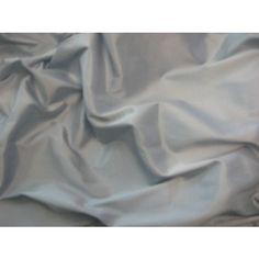 Avalon Boy Blue Silk Fabric