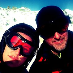 Skitime and love