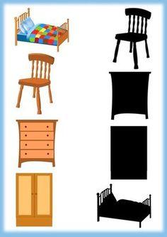 Materiales gráficos Gaby: Didácticos ; Juego para el desarrollo de la atención varios diseños para jugar con los chicos