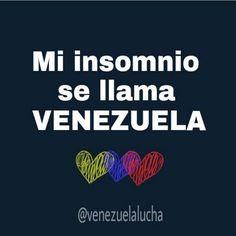 Mi insomnio se llama Venezuela