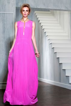 Fun, playful yet stylish hostess dress.  The Simply Luxurious Life: Rachel Zoe – Resort 2013