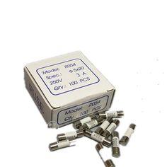 10pcs 5 20 Fast Blow Ceramic Fuse 5x20mm Fuse 250v 0 5a 1a 2a Us 0 76 Electrical Equipment Fuses Ceramics