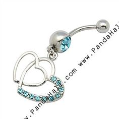 Alloy Belly Rings