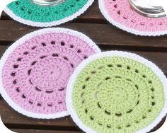 Crochet Pattern coasters