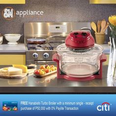 Check out SM Appliance SPECIAL TREAT for Citibank Cardholders!  Get a FREE item with minimum single-receipt of P50,000 with 0% Citibank Paylite transaction only!  Promo available from August 22 – November 30, 2016.  For more promo deals, VISIT http://mypromo.com.ph! SUBSCRIPTION IS FREE! Please SHARE MyPromo Online Page to your friends to enjoy promo deals!