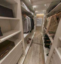 espelho armários closet