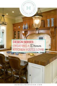How to Make Your Kitchen Beautiful with Pretty Cabinet Details — Heather Hungeling Design Large Kitchen Island, Long Kitchen, Prep Kitchen, Smart Kitchen, Kitchen Cabinet Interior, Kitchen Cabinetry, Kitchen Countertops, Soapstone Kitchen, Countertop Options