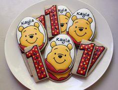 Winnie the Pooh cookies