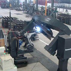 Big Company#Heavy Industry Machine#suspended platform#Construction elevator#China