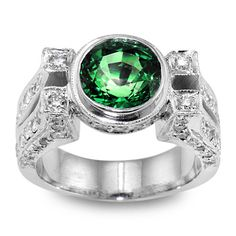 Emerald http://www.elsarings.com/?page_id=97#348