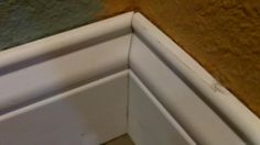 A Simple Trick to Install Baseboard Corners Perfectly--walls and floors are rarely square... How to adress non-perfect situations! Good info
