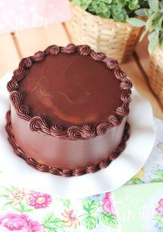 El blog de Megasilvita.com: Tarta de chocolate Trufado