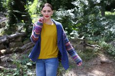 Ravelry: Petra Cardigan pattern by Annelies Baes (Vicarno)